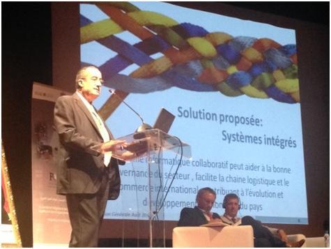 Gtd y portel presentaron su soluci n colaborativa en la 5 for Portnet maroc