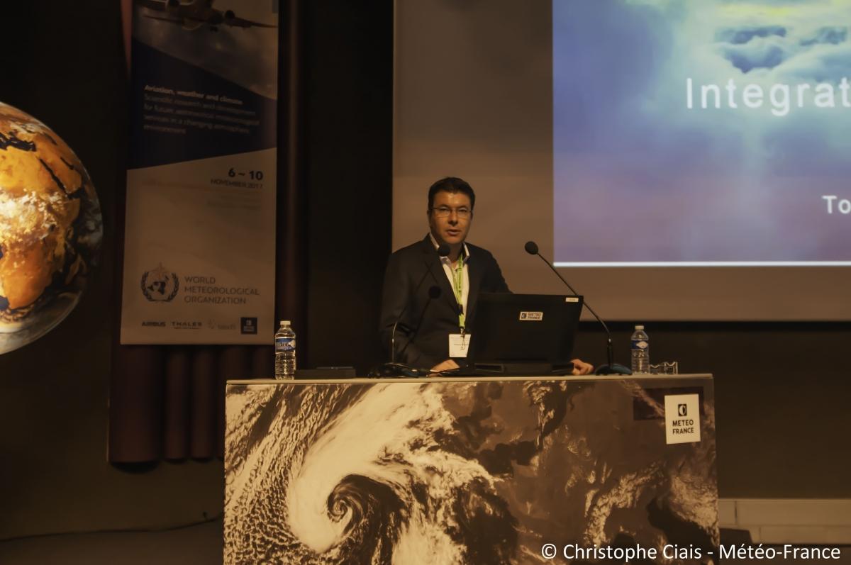 GTD ATTENDED THE WMO AERONAUTICAL METEOROLOGY SCIENTIFIC